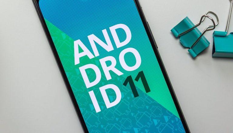 Android 11 R Google Pixel 2XL'de görüntülendi!