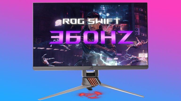 Mini LED teknolojisine sahip ROG Swift PG32UQX tanıtıldı!