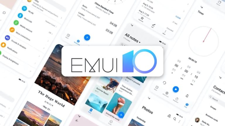 EMUI 10 alacak olan Huawei ve Honor modelleri! (Tam Liste)