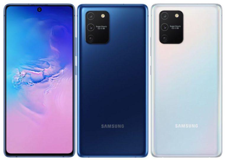 Galaxy S10 Lite satışa sunuldu!