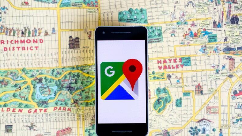Google yerli restaurantları