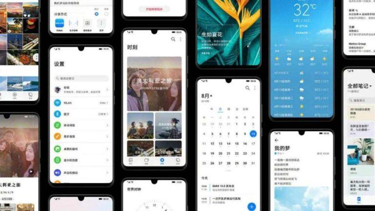 Huawei EMUI 10 alacak cihazları resmen açıkladı!