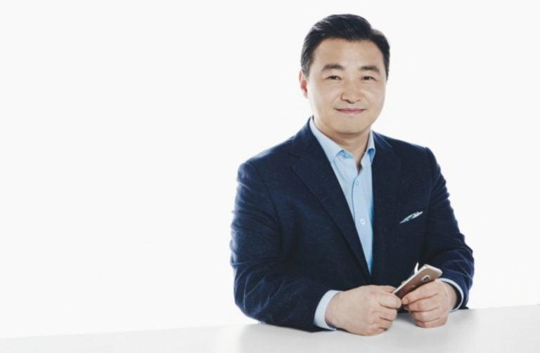 Samsung telefon bölümünde CEO değişti