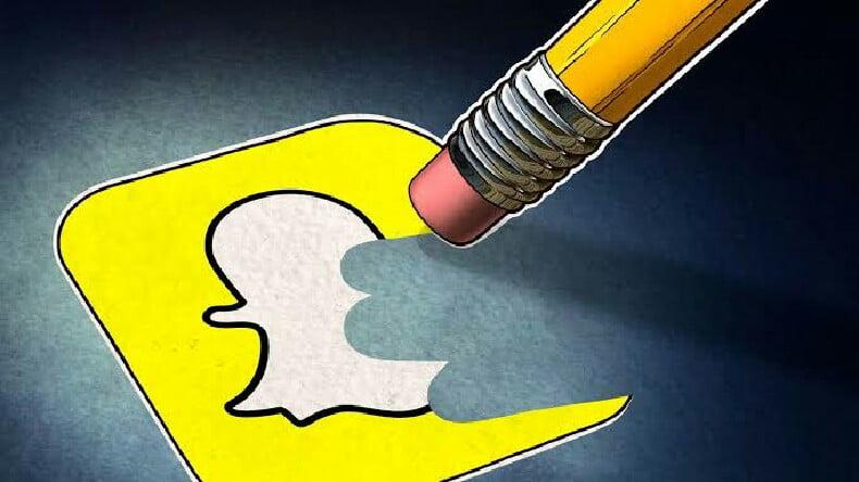 Snapchat gizlilik konusunda