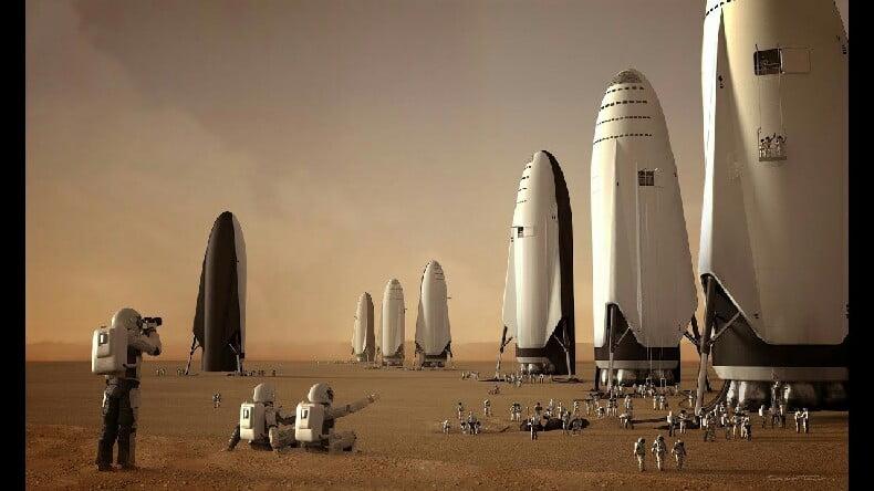 Mars yeni keşifler