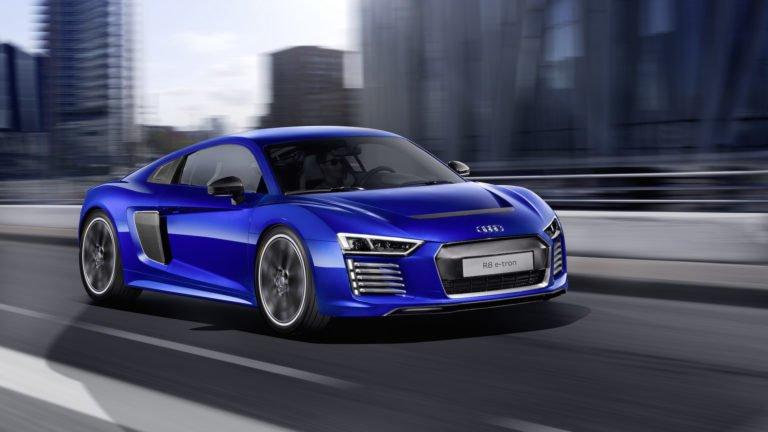 Audi elektrikli ve yüksek performanslı RS modelleri hazırlıyor