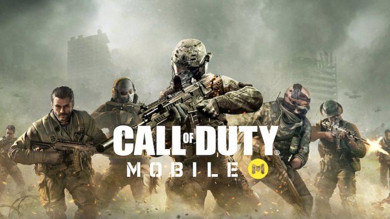 Call of Duty Mobile için yeni güncelleme!