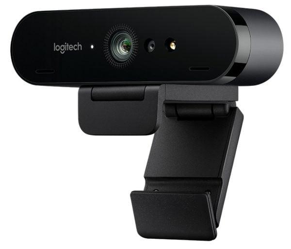 Logitech Brio 4K Stream Edition webcam inceleme