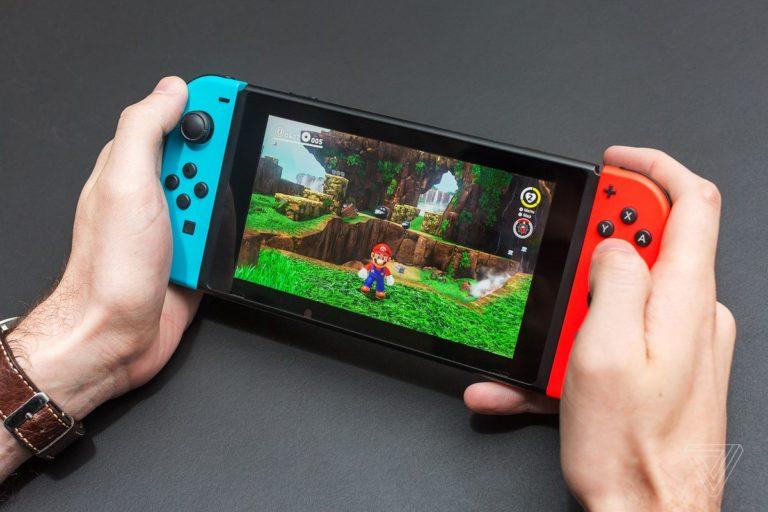 Nintendo Switch Pro için üzen açıklama!