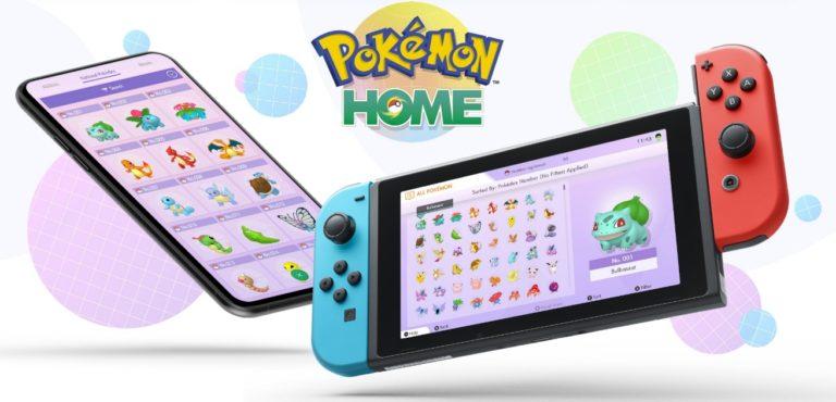 Pokemon Home için yeni bilgiler geldi!