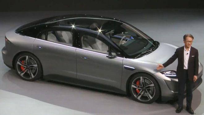 Sony elektrikli otomobil üretmeye mi başlıyor?