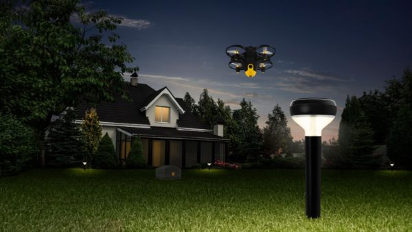 Drone ile ev