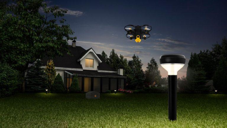 Drone ile ev koruma sistemi geliştirdiler
