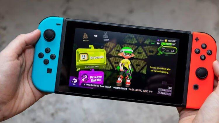 Nintendo Switch satışları 50 milyonu geçti
