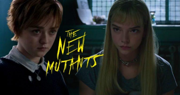 X-Men The New Mutants için yeni fragman