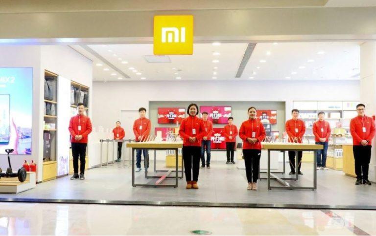 Xiaomi Corona Virüsü yüzünden mağazalarını kapattı!