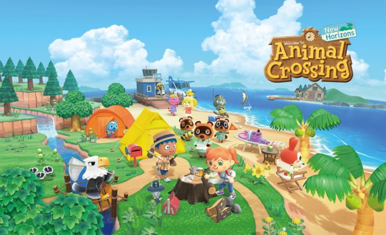 Animal Crossing: New Horizons Nintendo Switch için çıktı!