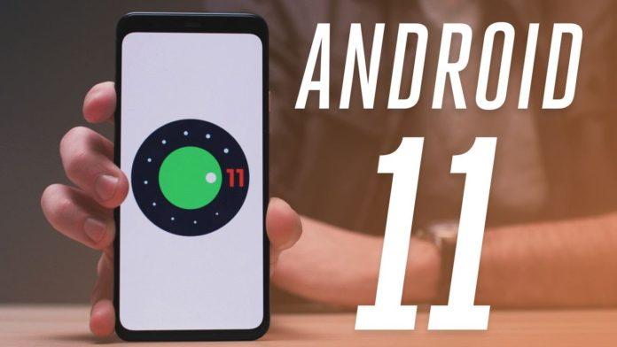 Android 11 Geliştirici Önizlemesi