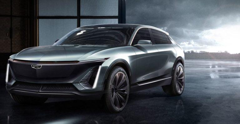 Cadillac elektrikli otomobilini tanıttı