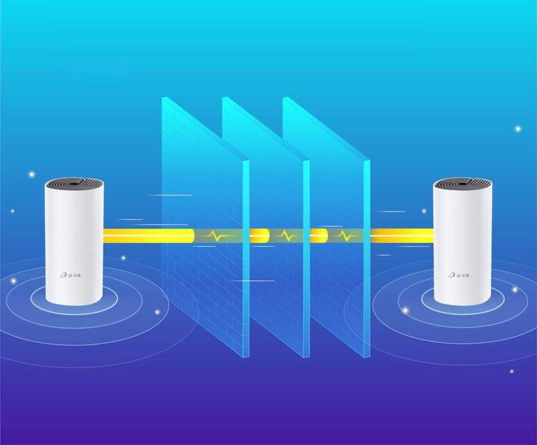 TP-Link Deco P9 Hibrid-Mesh Wi-Fi  sistemi satışa sunuldu