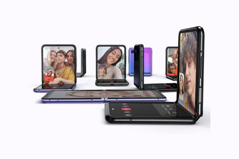 Samsung Galaxy Z Flip tanıtıldı! İşte özellikleri!