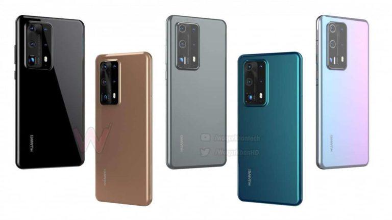 Huawei P40 Pro ile çekildiği söylenen fotoğraflar sızdı