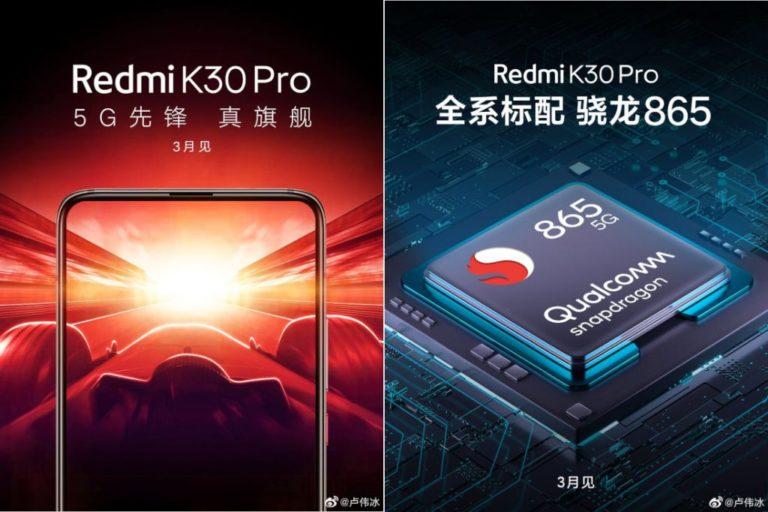 Redmi K30 Pro AnTuTu puanı ve tanıtım tarihi açıklandı!