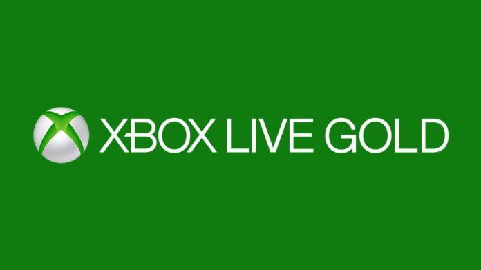 Xbox Live Gold Mart 2020