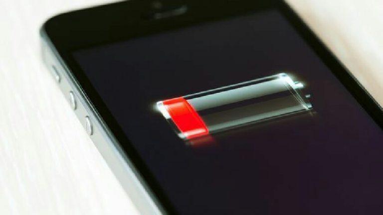 Akıllı telefonların pil ömrü 4 katına çıkıyor!
