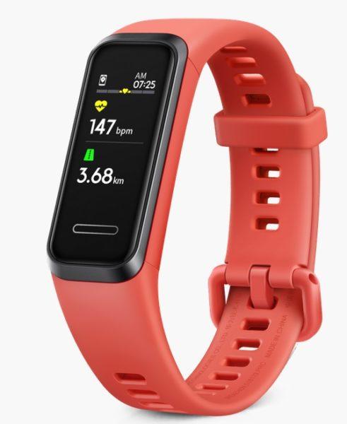 Huawei Band 4 ile hem spor yapın hem de sağlıklı uyuyun