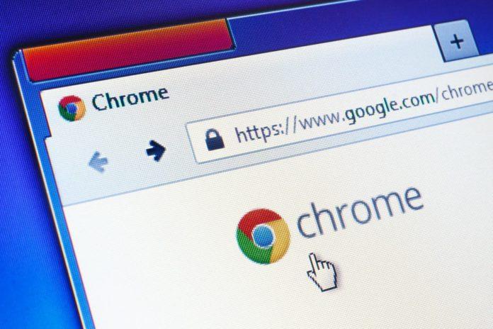 Chrome şüpheli