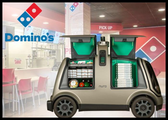 Otonom yemek siparişi robotu ABD'de test izni aldı