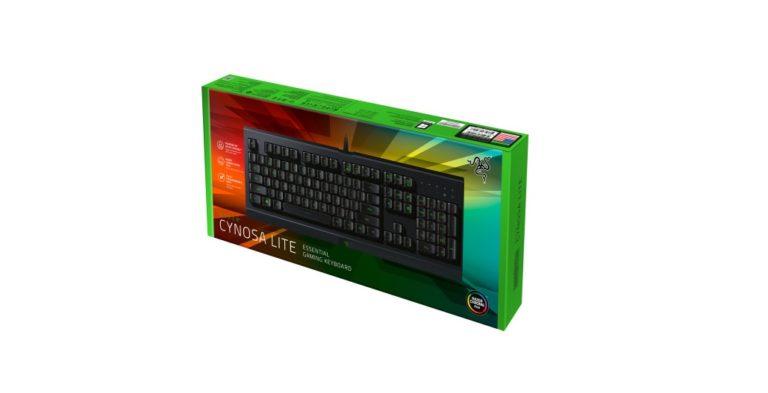 Razer Cynosa Lite oyuncu klavyesi inceleme
