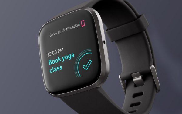 Fitbit Versa 2 ile sporun tadını çıkarın. Hem de tek şarj ile en az 5 gün!