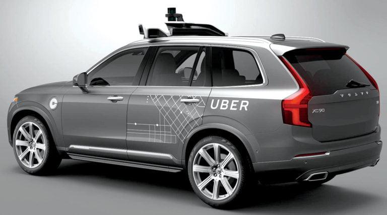 Uber Kaliforniya için yeniden otonom test izni aldı