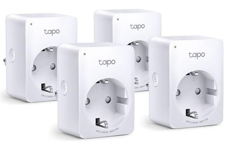 Tapo P100: Mini akıllı priz