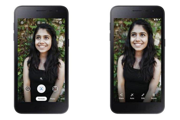 Google Camera Go uygulaması yayınlandı!