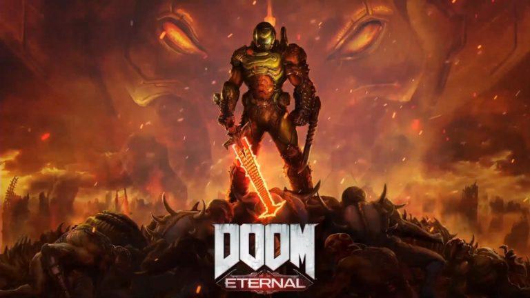 DOOM Eternal çıkışını gerçekleştirdi!
