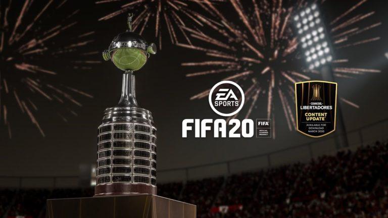 FIFA 20 CONMEBOL Libertadores güncellemesi çıktı