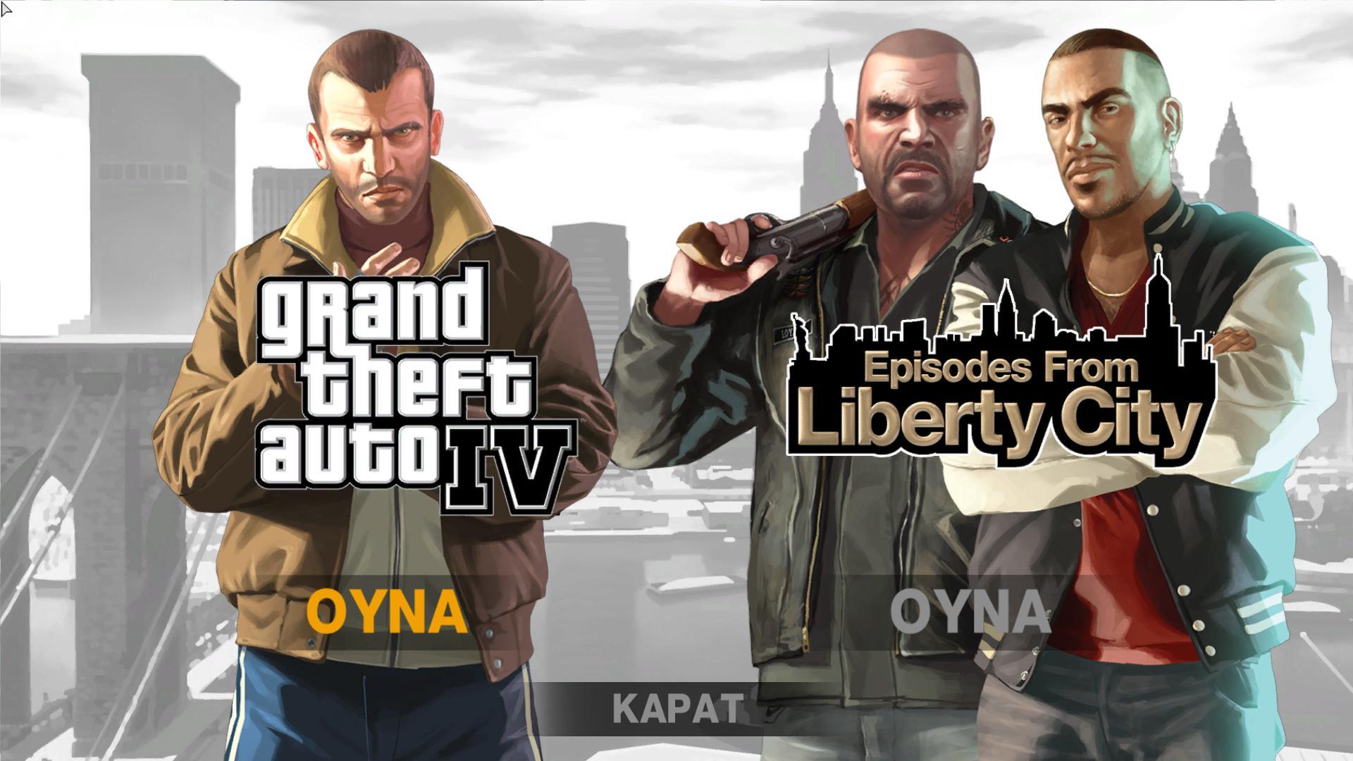 GTA IV Complete Edition Türkçe yama