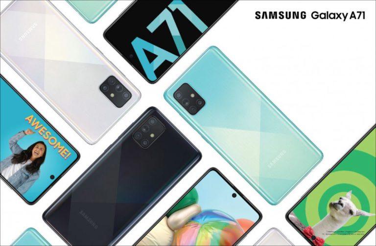 Samsung Galaxy A72 hakkında ilk detaylar ortaya çıktı