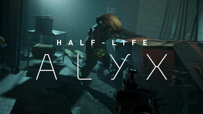 Half Life Alyx artık Türkçe!