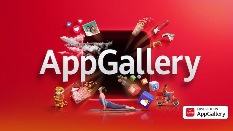 TomTom Huawei AppGallery'e geldi!