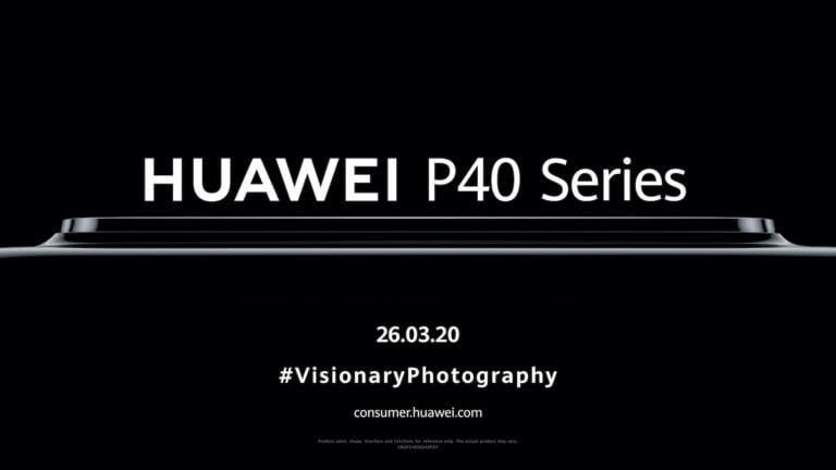 Huawei P40 ailesi tanıtılıyor! Canlı yayın!