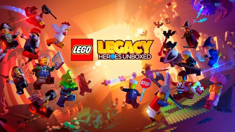 LEGO Legacy: Heroes Unboxed oynamaya sunuldu!