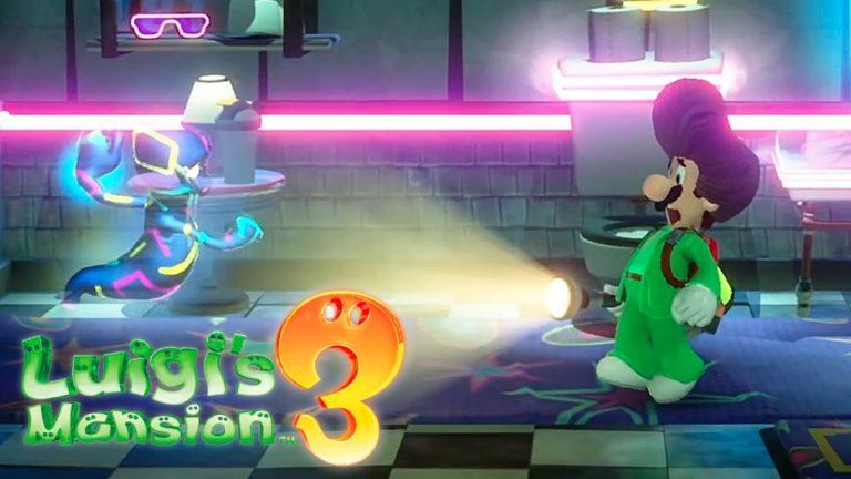 Luigi's Mansion 3 DLC inceleme