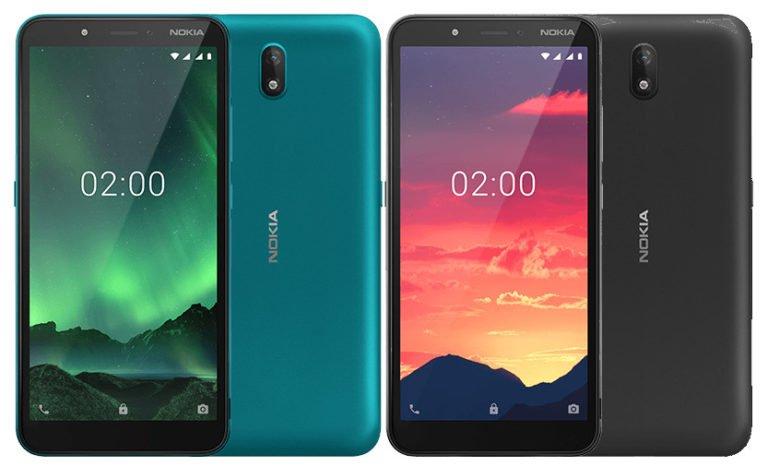 Nokia C2 Android Go Edition tanıtıldı! İşte özellikleri!
