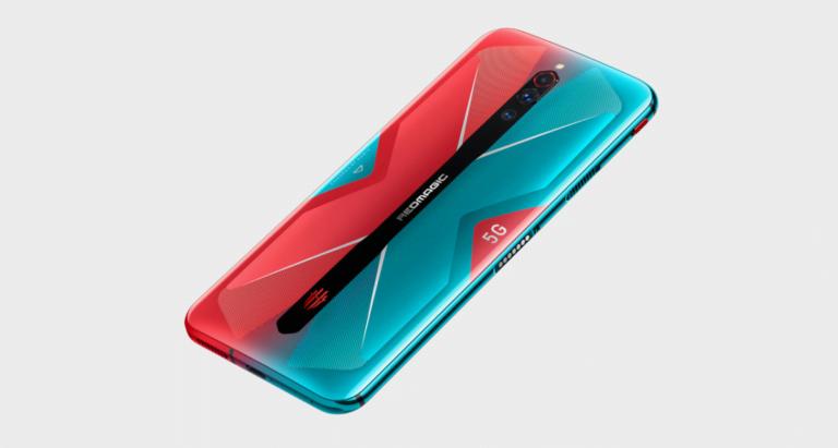 Nubia Red Magic 5G 16 GB RAM ile geliyor! Ortalık kızışacak!