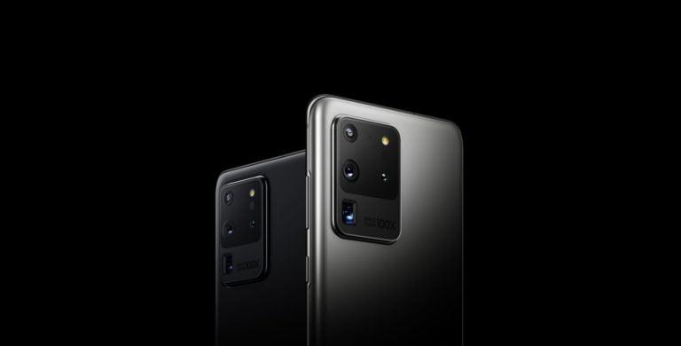 Samsung Galaxy S20 ile çekilen 8K video