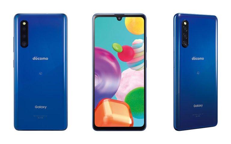 Samsung Galaxy A42 5G geliyor! İşte özellikleri!